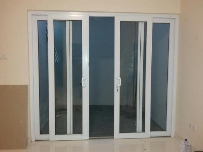 Pintu Sliding UPVC Buka 2