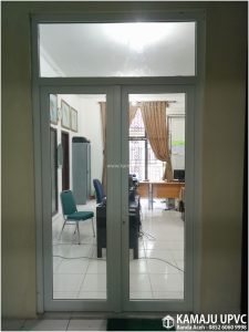 Pintu Kaca UPVC