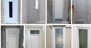 Pintu Kamar Mandi UPVC